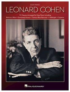 Leonard Cohen For Easy Piano (Book)
