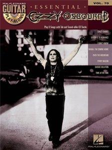Guitar Play-Along Volume 70: Ozzy Osbourne (Book/CD)