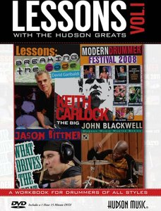 Lessons With The Hudson Greats - Volume 1 (Book/DVD)