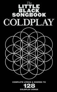 The Little Black Songbook: Coldplay (Akkoorden Boek) (19x12cm)
