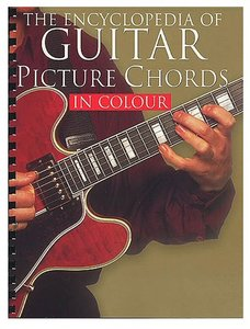 Encyclopedia Of Guitar Picture Chords In Colour (Book)