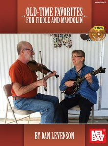 Old-Time Favourites For Fiddle And Mandolin (Book/2 CD)