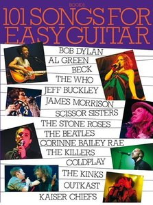 101 Songs For Easy Guitar - Book 6 (Book)