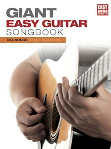 The Giant Easy Guitar Songbook (Book)