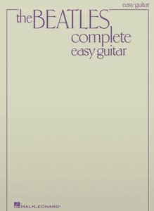 The Beatles Complete (Easy Guitar) (Book)