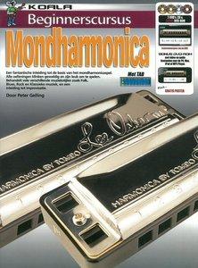 Beginnerscursus Mondharmonica (Boek/Online Audio/Video)