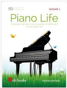 Piano Life - Lesboek 1 (Boek/2 CD)