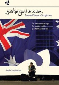 The Justinguitar.com Aussie Classics Songbook (Book, 17x25cm)