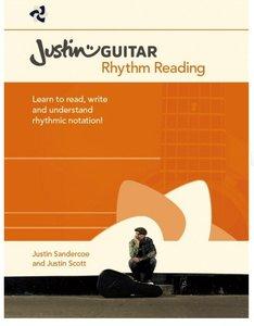 Justinguitar.com Rhythm Reading For Guitarists (Book)
