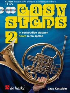 Easy Steps 2 - Hoorn (F) (Boek/2 CD/CD-Rom)
