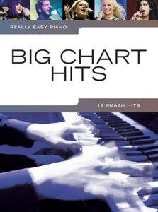 Really Easy Piano: Big Chart Hits (Book)