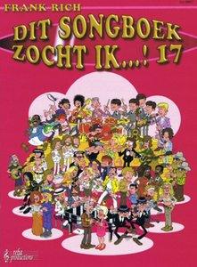 Frank Rich: Dit Songboek Zocht Ik...! Deel 17 (Boek)
