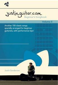 The Justinguitar.com Beginners Songbook Volume 2 (Book, 17x25cm)