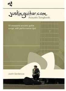 The Justinguitar.com Acoustic Songbook (Book, 17x25cm)