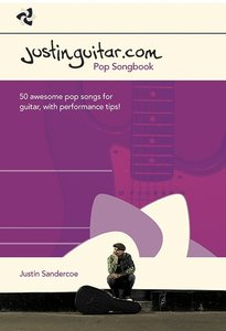The Justinguitar.com Pop Songbook (Book, 17x25cm)