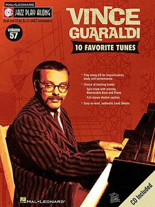 Jazz Play Along: Volume 57 - Vince Guaraldi (Book/CD)