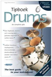 Tipboek Drums (Boek 15x23cm)