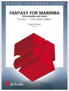 Fantasy for Marimba (Marimba/Piano) (Boek)