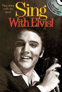 Sing With Elvis! (Book/CD) (17 x 25cm)