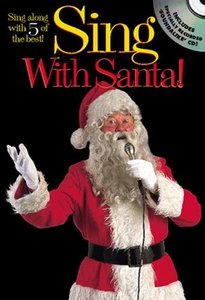 Sing With Santa! (Book/CD) (17 x 25cm)