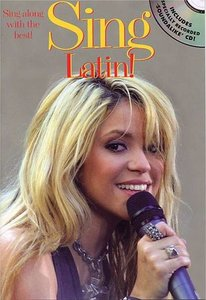 Sing Latin! (Book/CD) (17 x 25cm)