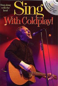 Sing With Coldplay! (Book/CD) (17 x 25cm)