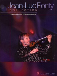 Jean-Luc Ponty Collection - Viool (Boek)