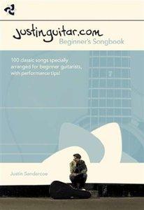 The Justinguitar.com Beginners Songbook (Book, 17x25cm)