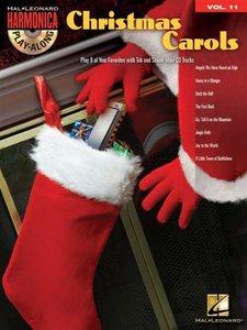 Hal Leonard Harmonica Playalong Volume 11: Christmas Carols (Book/CD)