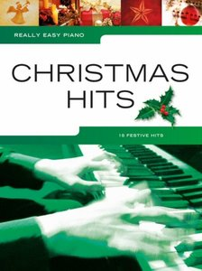Really Easy Piano: Christmas Hits (Book)