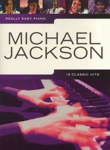 Really Easy Piano: Michael Jackson (Book)