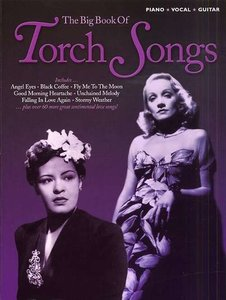 The Big Book Of Torch Songs - Piano/Zang/Gitaar (Book)