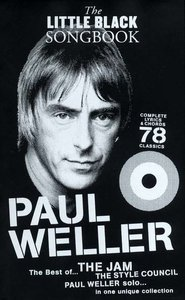 The Little Black Songbook: Paul Weller (Akkoorden Boek) (19x12cm)
