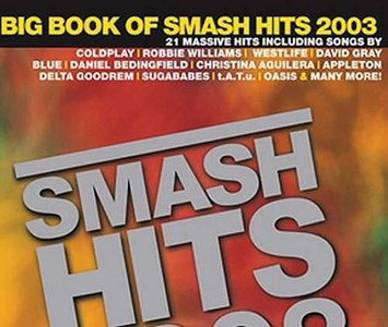 Big Book Of Smash Hits 2002 - Piano/Vocal/Guitar (Book)