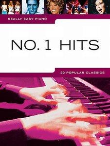 Really Easy Piano: No.1 Hits (Book)