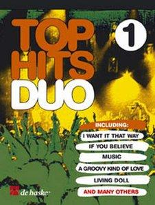Top Hits Duo 1 - Dwarsfluit (Boek)