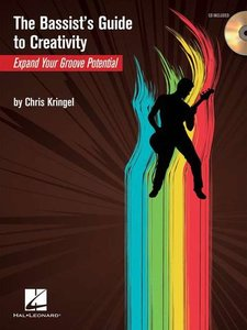 Chris Kringel: The Bassist's Guide To Creativity (Book/CD)