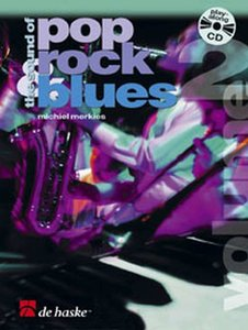 The Sound of Pop, Rock & Blues Vol. 2 - Dwarsfluit (Boek/CD)