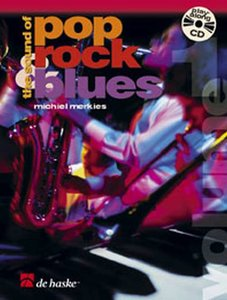 The Sound of Pop, Rock & Blues Vol. 1 - Dwarsfluit (Boek/CD)