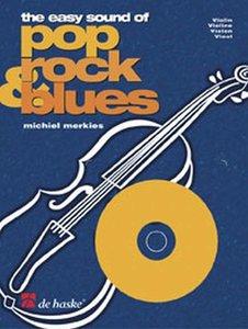 The Easy Sound Of Pop, Rock & Blues - Viool (Boek/CD)