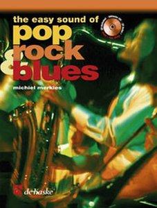 The Easy Sound Of Pop, Rock & Blues - Klarinet (Boek/CD)