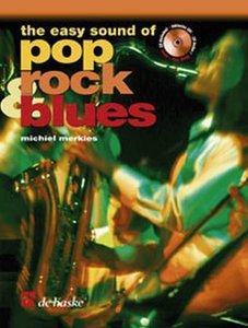The Easy Sound Of Pop, Rock & Blues - Dwarsfluit (Boek/CD)