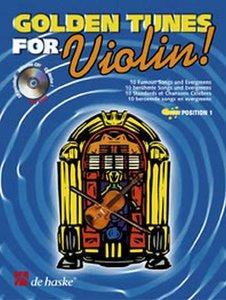Golden Tunes for Violin! - Tijdloze Songs voor Viool (Boek/CD)