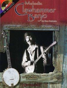 Ken Perlman: Melodic Clawhammer Banjo (Book/CD)