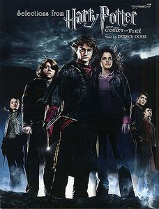 Selections From Harry Potter And The Goblet Of Fire - Viool (Boek/CD)