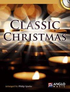 Classic Christmas - Altsaxofoon (Boek/CD)