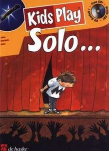 Kids Play Solo - Hobo (Boek/CD)