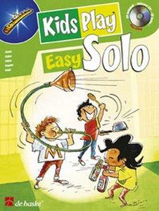 Kids Play Easy Solo - Dwarsfluit (Boek/CD)