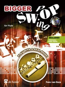 Bigger Swop - Dwarsfluit (Boek/CD)