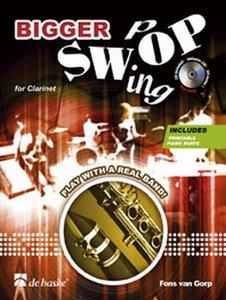 Bigger Swop - Klarinet (Boek/CD)